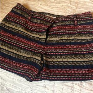 Pants - NWT LOFT Riviera Shorts